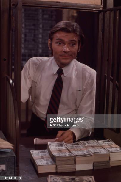Pete Duel appearing in the Walt Disney Television via Getty Images series 'Alias Smith and Jones' episode 'The Great Shell Game'
