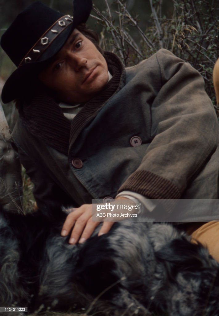 Pete Duel Appearing In 'Alias Smith And Jones' : News Photo