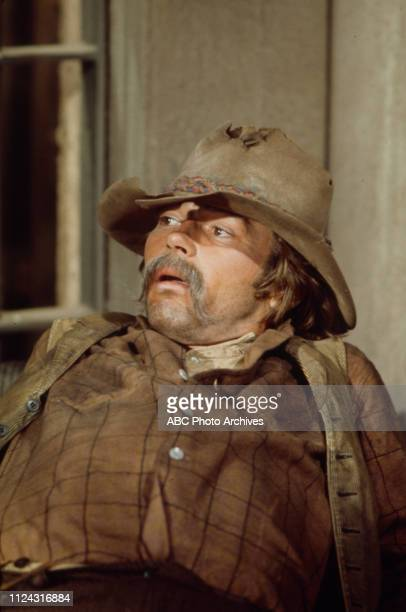 Pete Duel appearing in the Walt Disney Television via Getty Images series 'Alias Smith and Jones' episode 'The Posse That Wouldn't Quit'