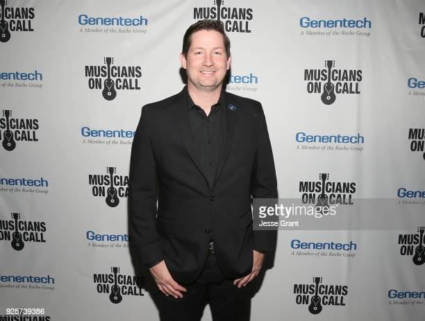 Pete Griffin Musicians On Call President attends the Musicians On Call 5th Anniversary Celebration in Los Angeles Delivering The Healing Power of...