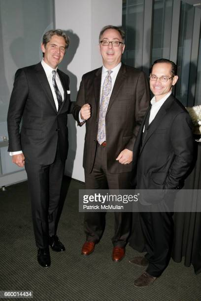 48fda568fb Pete Hunsinger David Whitman and Tom Julian attend GQ NORDSTROM Guide to  MEN S STYLE at The