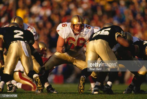 Pete Kendall, Outside Linebacker for the Boston College Eagles during the NCAA Independent Conference college football game against the University of...