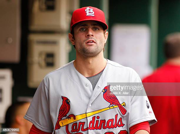 Pete Kozma of the St Louis Cardinals in action against the Pittsburgh Pirates at PNC Park on July 10 2015 in Pittsburgh Pennsylvania