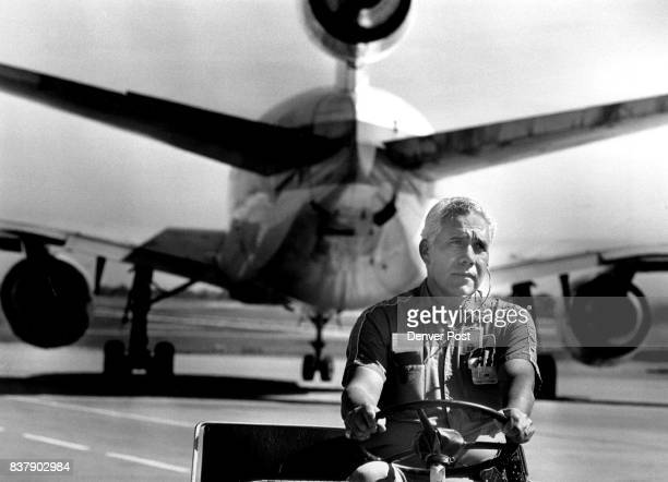 Pete Lira works at United Airlines in Denver as a lead ramp serviceman He supervises a crew of persons responsible for loading and unloading baggage...