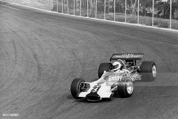 Pete Lovely LotusFord 49B Grand Prix of Mexico Autodromo Hermanos Rodriguez Magdalena Mixhuca 19 October 1969