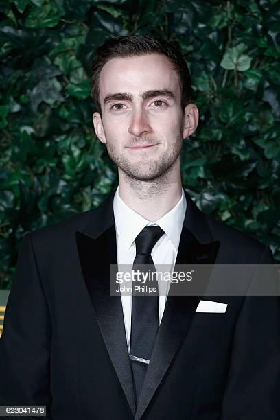 Pete Malkin attends The London Evening Standard Theatre Awards at The Old Vic Theatre on November 13 2016 in London England