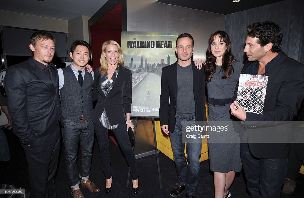 """AMC Hosts """"The Walking Dead"""" Screening And Panel For SAG Nominating Committee"""