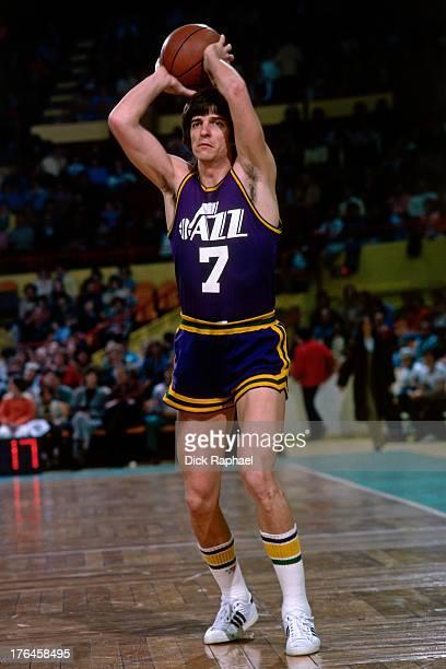 Pete Maravich Basketball Shoes
