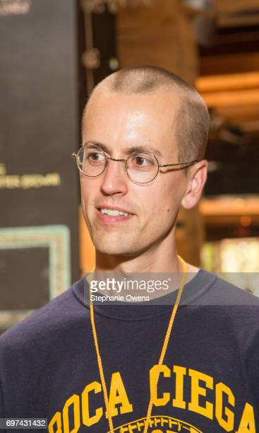 Pete Ohs attends the DGA Reception during 2017 Los Angeles Film Festival at City Tavern on June 16 2017 in Culver City California