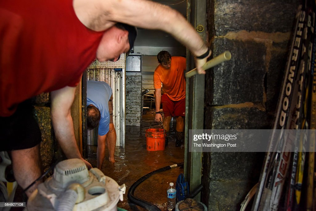 Flooding in Ellicott City, Maryland : News Photo