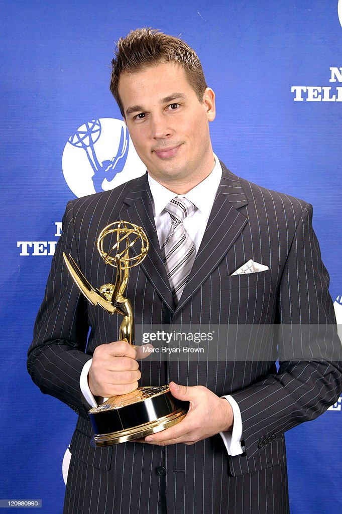 Pete Radovich during 26th Annual Sports Emmy Awards - Press Room at Frederick P. Rose Hall at Jazz at Lincoln Center in New York City, New York, United States.