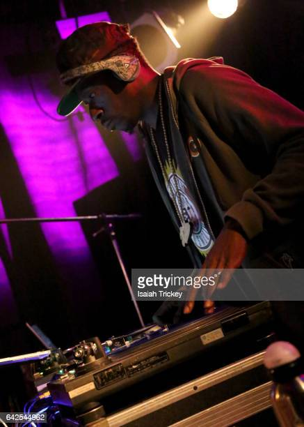 Pete Rock attends Hip Hop Karaoke 10th Anniversary Party at Revival Restaurant on February 17 2017 in Toronto Canada