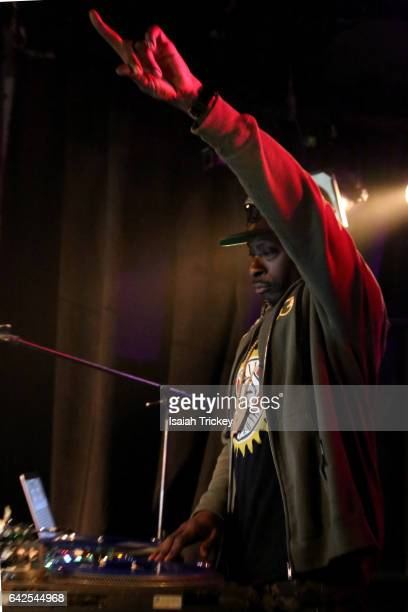 Pete Rock attends Hip Hop Karaoke 10th Anniversary Party at Revival Restaurant on February 17, 2017 in Toronto, Canada.