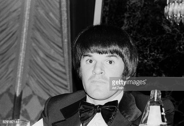 Pete Rose at the Waldorf Astoria for dinner circa 1970 New York