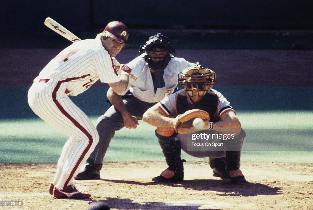 1983 World Series - Orioles v Phillies : News Photo