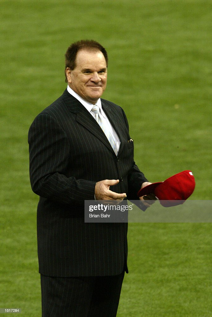 Pete Rose Comes Clean