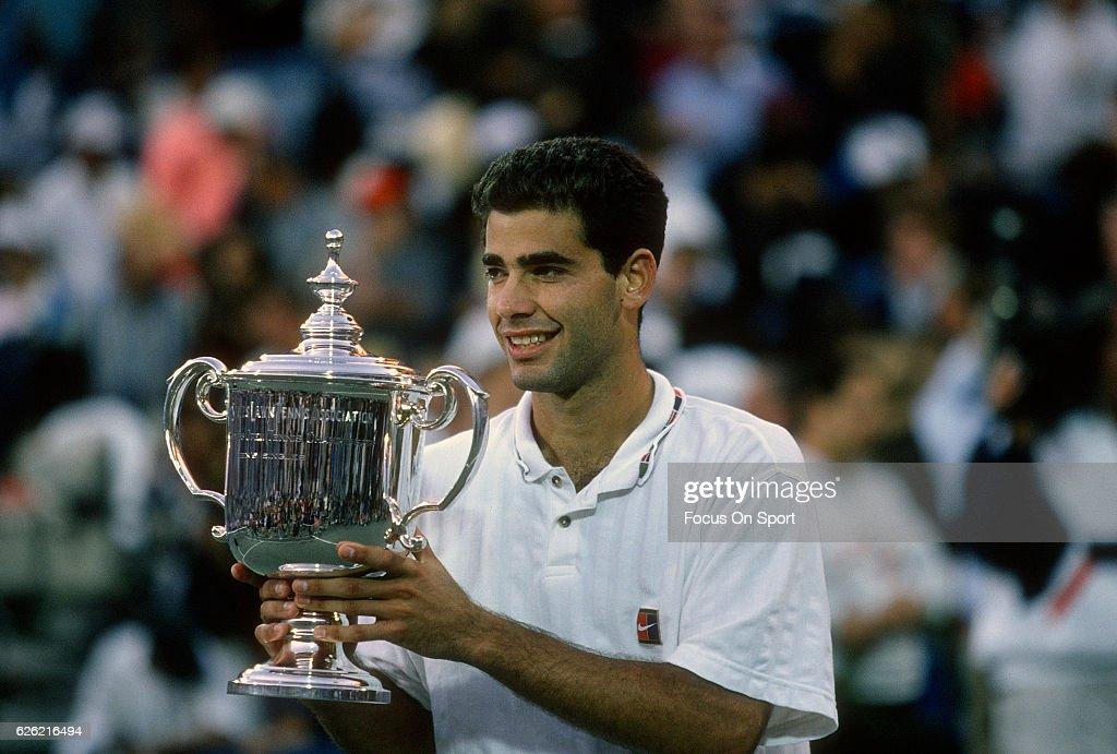 1995 US Open Tennis Championship : ニュース写真