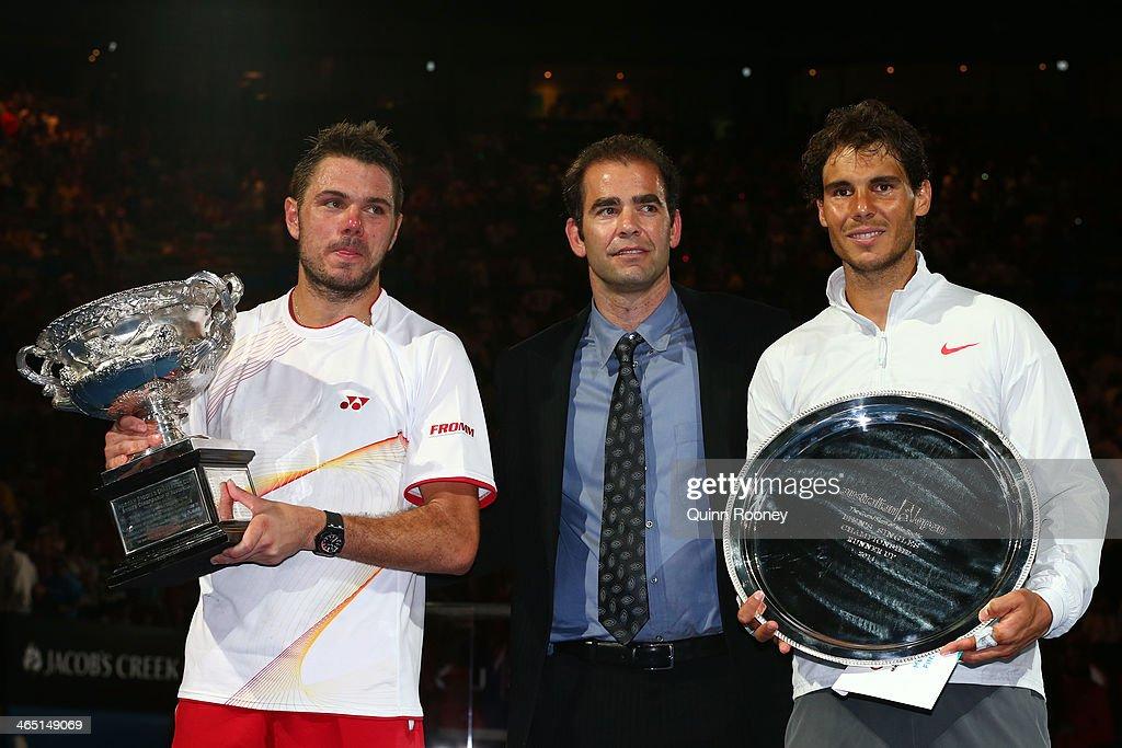 2014 Australian Open - Day 14 : News Photo