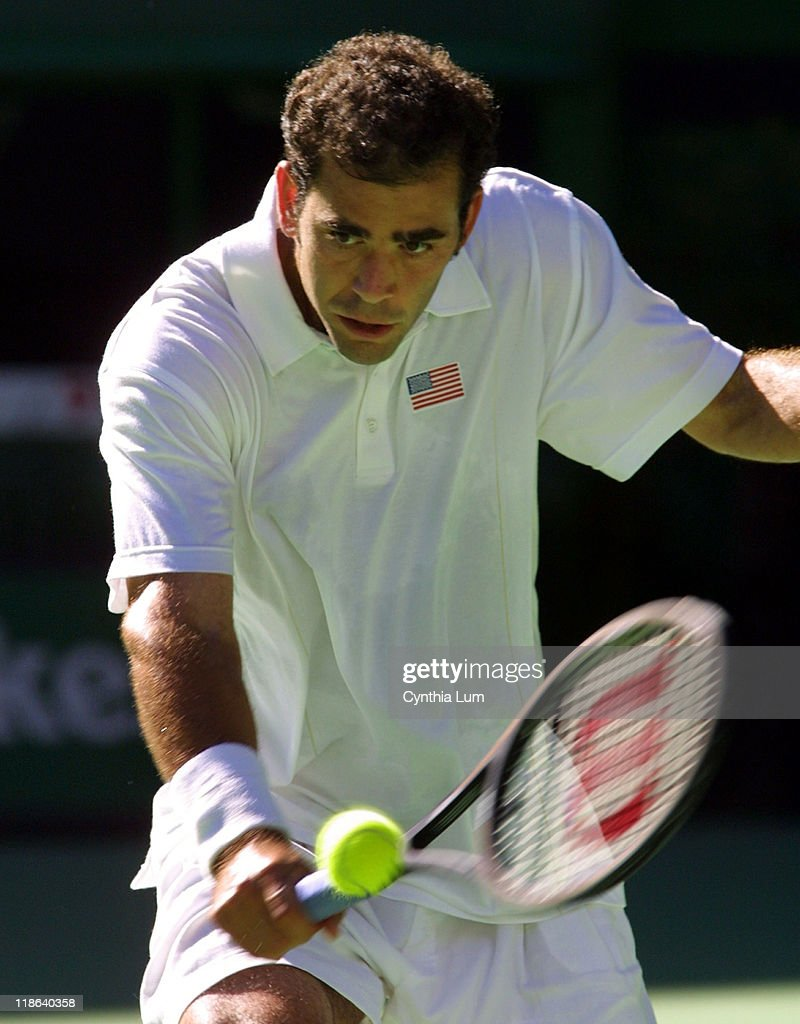 2002 Australian Open - Men's Second Round