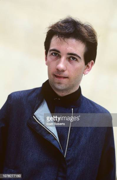 Pete Shelley in New York City on May 51983
