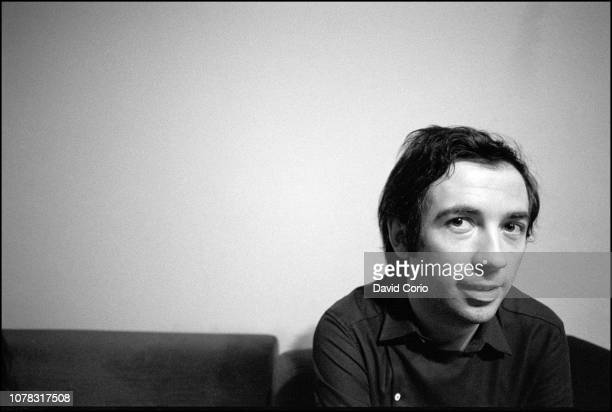 Pete Shelley in Reading UK 12 November 1981
