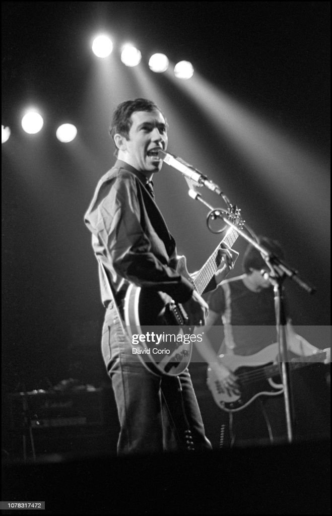 Pete Shelley : News Photo