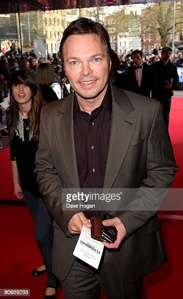 Pete Tong arrives at the UK premiere of 'Flashbacks of a Fool' at the Empire cinema Leicester Square on April 13 2008 in London England