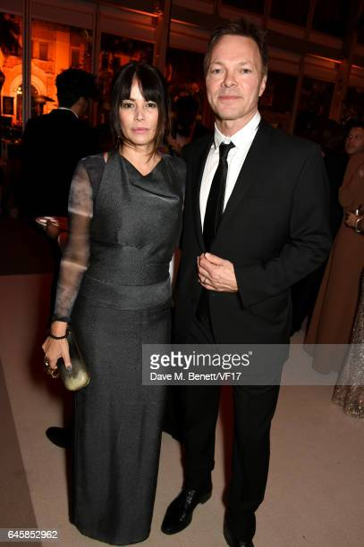 Pete Tong attends the 2017 Vanity Fair Oscar Party hosted by Graydon Carter at Wallis Annenberg Center for the Performing Arts on February 26 2017 in...