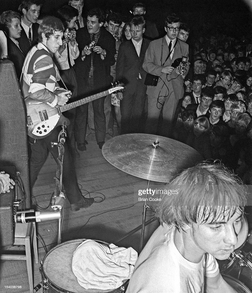 The Who Perform In Leeds : News Photo