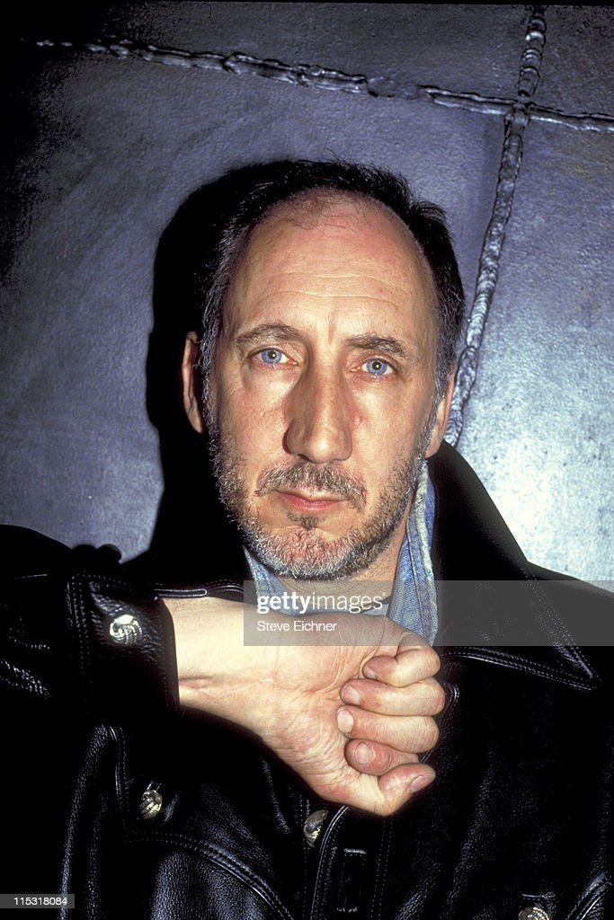 Pete Townshend at Club USA - 1993