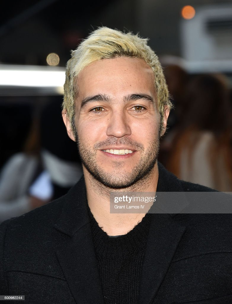 Pete Wentz attends Billboard's 10th Annual Women In Music at Cipriani 42nd Street on December 11, 2015 in New York City.