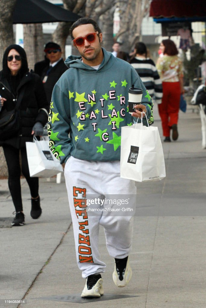 Celebrity Sightings In Los Angeles - January 16, 2020 : News Photo