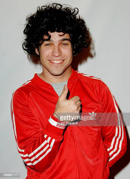 Pete Wentz of Fall Out Boy during 7th Annual Heidi Klum Halloween Party Sponsored by MM's Dark Chocolate Arrivals at Privilege in Los Angeles...