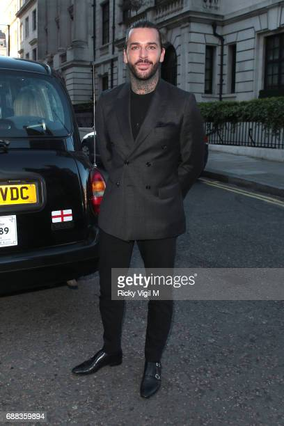 Pete Wicks attends Caudwell Children Butterfly Ball at Grosvenor House on May 25 2017 in London England