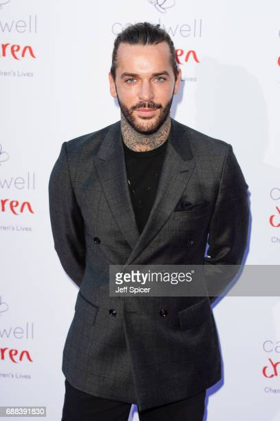 Pete Wicks attends the Caudwell Children Butterfly Ball at Grosvenor House on May 25 2017 in London England