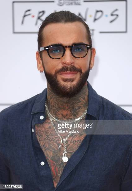 Pete Wicks during Comedy Central's FriendsFest: London Photocall at Clapham Common on June 24, 2021 in London, England.