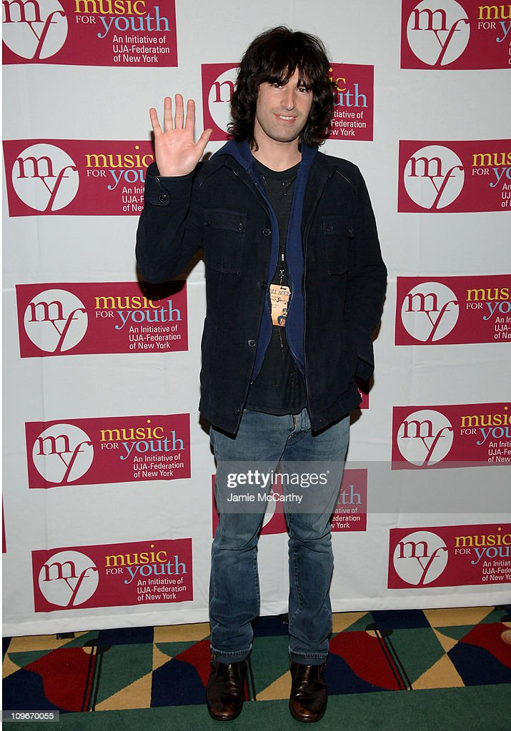 Pete Yorn during Music for Youth Benefit Concert 'Celebrating the Music of Bruce Springsteen' for the UJA-Federation of NY Initiative Program at Carnegie Hall in New York City, New York, United States.