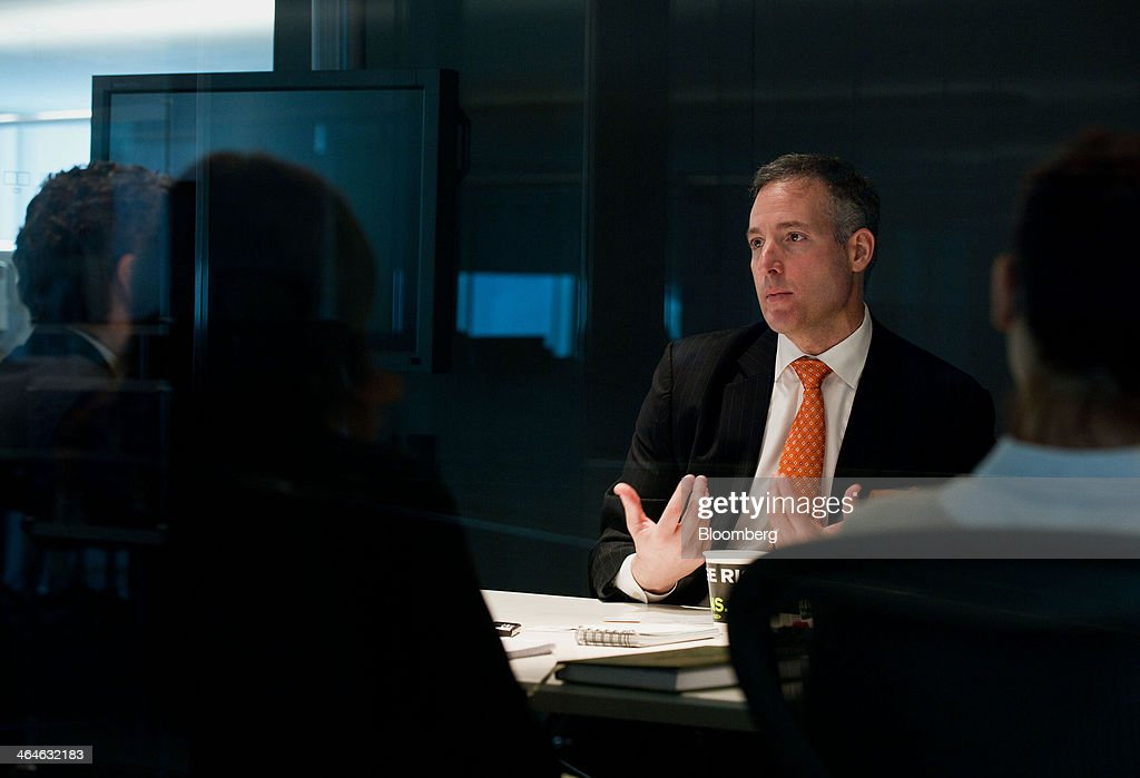 Peter Aceto, chief executive officer of Scotiabank's ING