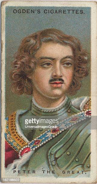 Peter Alekseyevich Romanov Born 9 June 1672 Died 8 February 1725 Peter the Great Peter I ruled the Tsardom of Russia and later the Russian Empire...