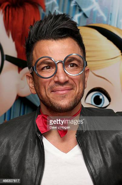 The peter andre pictures and photos getty images peter andre attends a vip gala screening of mr peabody sherman 3d at vue m4hsunfo