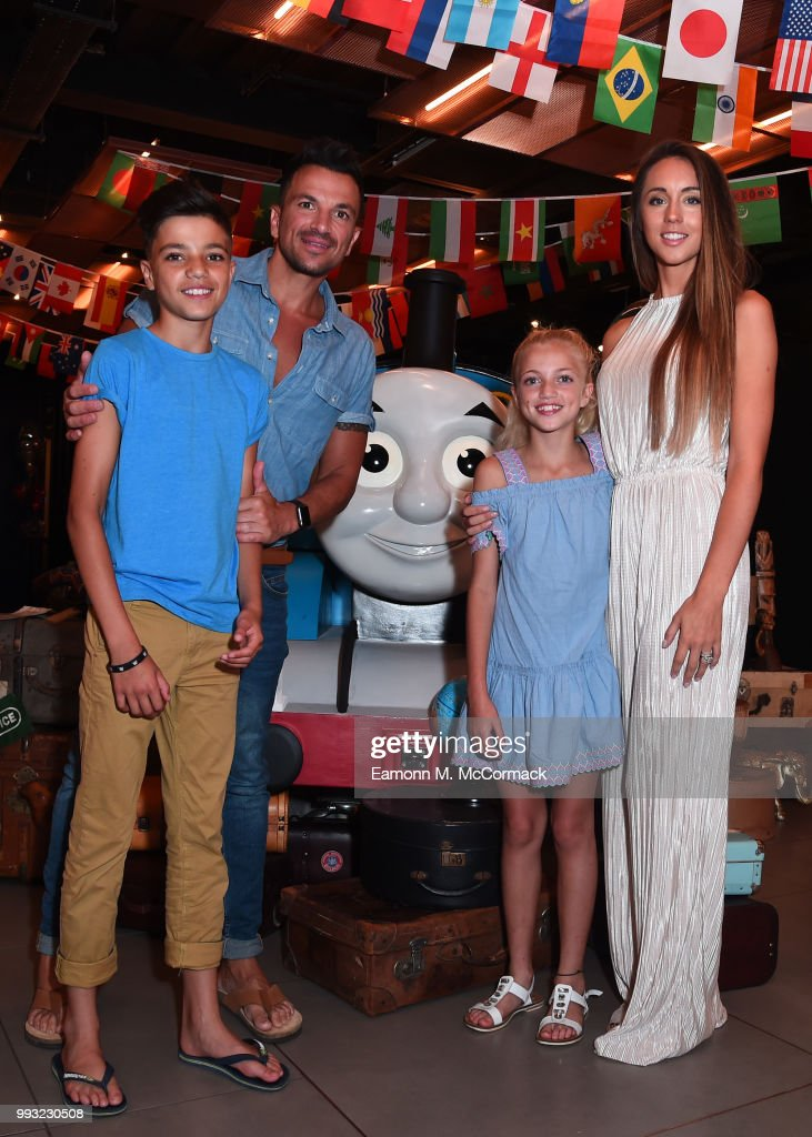Junior andre photos pictures of junior andre getty images peter andre junior andre princess andre and emily macdonagh attend the thomas the m4hsunfo