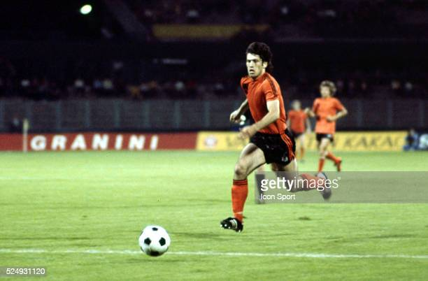 Peter Arntz of Holland during the European Championship for the 3rd place between Holland and Yugoslavia in Stadium Maksimir Zagreb Yugoslavia on...