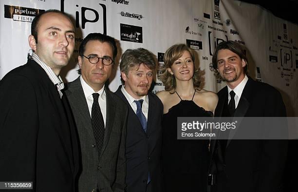 Peter Bahlawanian Andy Garcia Dave Foley Kerry David and John Gunn