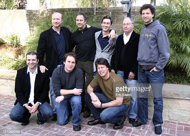 "Peter Bart Variety Magazine Thomas Bezucha director 'The Family Stone' Bennett Miller director 'Capote"" Paul Haggis director 'Crash' Mike Binder..."