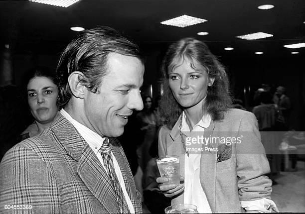 Peter Beard and Cheryl Tiegs circa 1978 in New York City