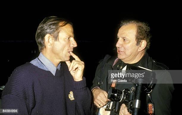 Peter Beard and Ron Galella