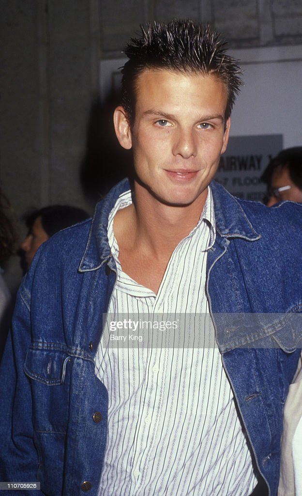Peter Berg during 'Bull Durham' Screening - June 7, 1988 at The Academy in Beverly Hills, CA., United States.