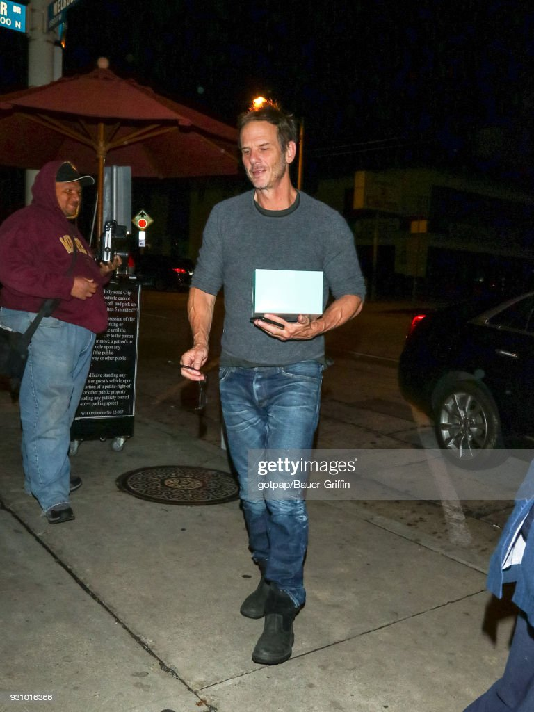 Peter Berg is seen on March 11, 2018 in Los Angeles, California.