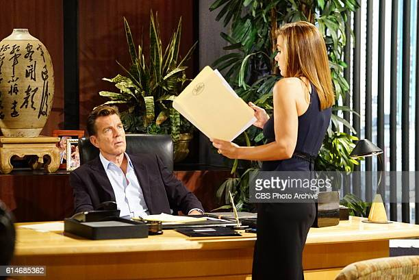 Peter Bergman and Gina Tognoni on The Young and the Restless THE YOUNG THE YOUNG AND THE RESTLESS Airs Weekdays on the CBS Television Network