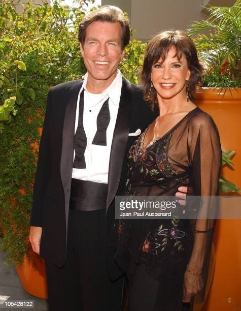 Peter Bergman and Jess Walton during 32nd Annual Daytime Emmy Creative Arts Awards Arrivals at Grand Ballroom at Hollywood and Highland in Hollywood...